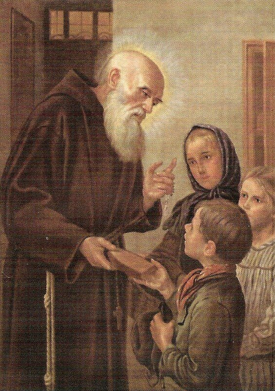Saint Conrad de Parzham