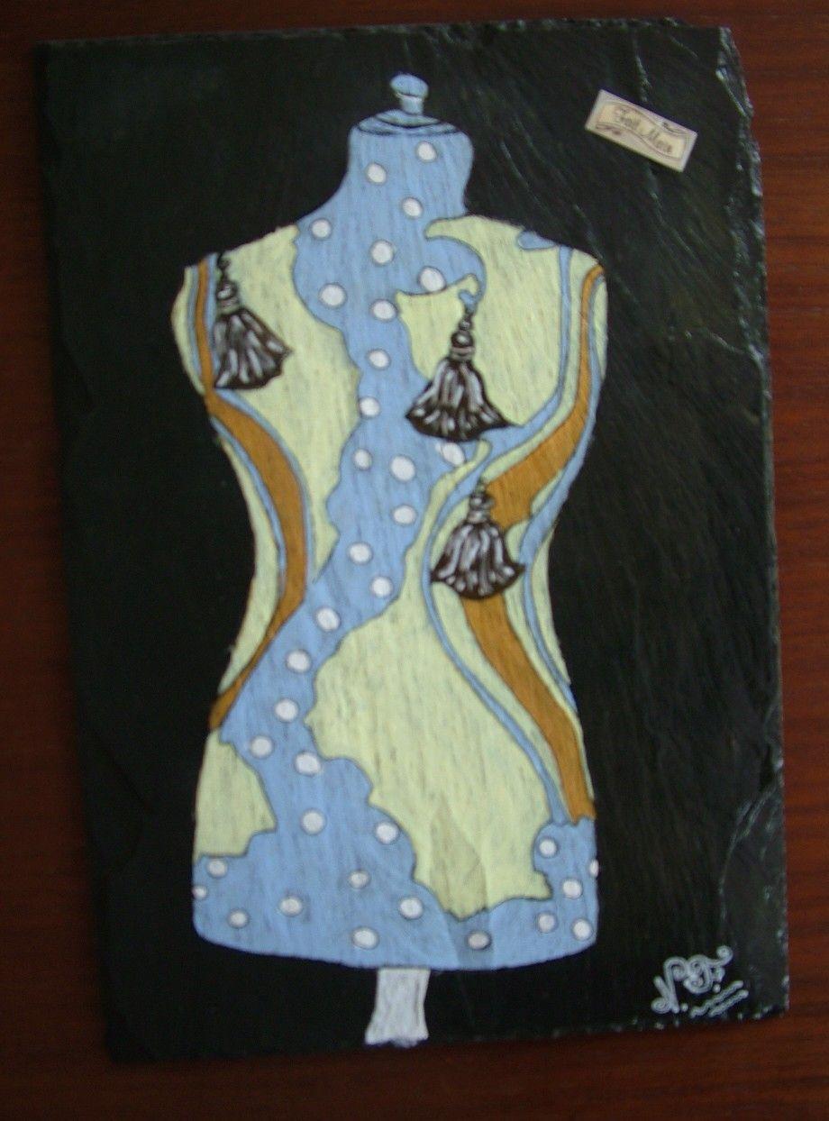 Buste de mannequin