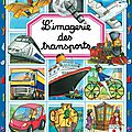 Les transports : des livres pour en savoir plus