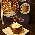 Minis carrot cakes - recette marabout