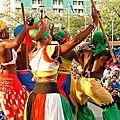 Les afrodescendants du honduras célèbrent 218 années de présence dans le pays