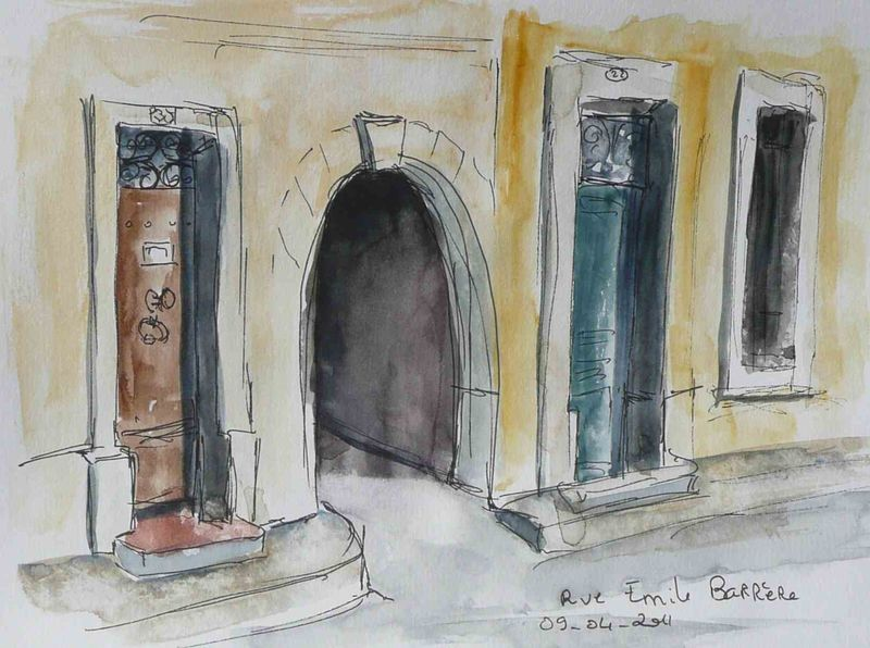 13-Arles rue Emile Barrere