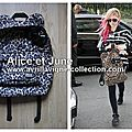 Sac à dos léopard Hello Kitty-collection automne 2012