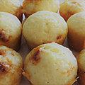 Muffins au <b>chorizo</b> et feta au Cake Factory