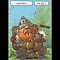 Sagastar #62 - le donjon de naheulbeuk