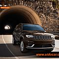 Réservez la nouvelle jeep grand cherokee limited 2018 à casablanca