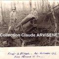 Forêt de Pinon - Pièce allemande - 26 novembre 1917
