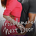 The Troublemaker Next Door (The McCauley Brothers #1) - Marie Harte