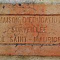 Maison Education Surveillee de St Maurice à LamotteBeuvron