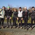 sortie trail La Burthe décembre 2010