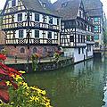 <b>Strasbourg</b> en été