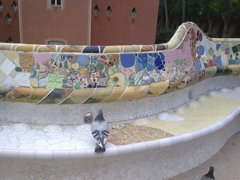 Parc Güell 20