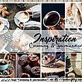 Cs&diy#6 inspiration cocooning et gourmandises et notre invitée creative christelle bille