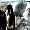 Tifa et <b>Cloud</b> <b>Strife</b> - Final Fantasy VII -
