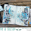 <b>art</b> <b>journal</b> dream par scrapdeval