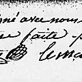 Décès Claude Magloire Piat 09.04.1830 Fontainebleau - 2
