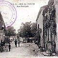 Les cousins - Les agriculteurs de la classe <b>1896</b> - Suicide de la boulangère de La Péruse (Charente)