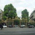 Entrée du Parc Monceau