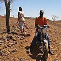 Quelques images d'une tournée en moto en mars