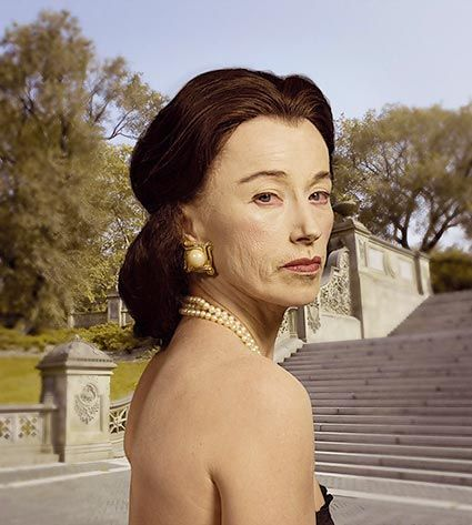 24. Cindy SHERMAN, Untitled #465, 2008.