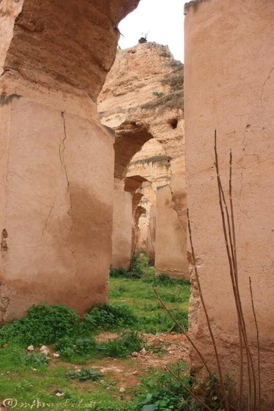 ©12_retour à la terre,silo Hri Moulay Ismaïl