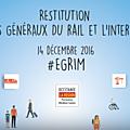 Etats généraux du rail à toulouse: un cru de bonne nouvelles