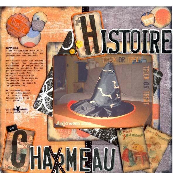 Histoire de Chapeau