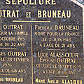 BRUNEAU Frédéric Marie Lucien (Saint-Gaultier) + 02/06/1918 Saint-Quentin (02)