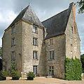 Balzac et <b>Saché</b>- Grand écrivain et petit village de Touraine