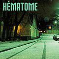 <b>Hématome</b> de Maud Mayeras