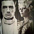 Vanity Fair US Portraits Peeta et Effie