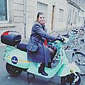 J'ai testé pour vous yugo - le scooter électrique bordelais en libre-service