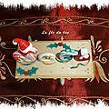 Plaque Noël 2