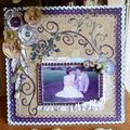 Page shabby mariage