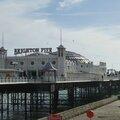 Voyage à Londres Partie 4. <b>Brighton</b>.