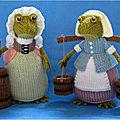 Poppy and Daisy Croaker - <b>Alan</b> <b>Dart</b>