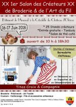 salon des createur2018 Tites croix et compagnie