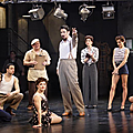 Kiss me kate, au old vic
