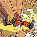 Panini Marvel Legacy <b>Deadpool</b>