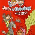Suzie & Godefroy: Allô <b>1313</b>?, écrit par Dominique et Fanny Joly