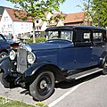 DELAHAYE type 126 carrossé par Manessius 1932 Châtenois (1)