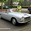 Lancia flaminia convertible (1962-1964)(Retrorencard juin 2014) 01