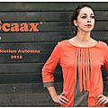 Nouvelle collection automne 2012 scaax®