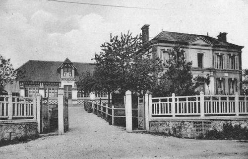 Le Mesnil-Mauger - les écoles