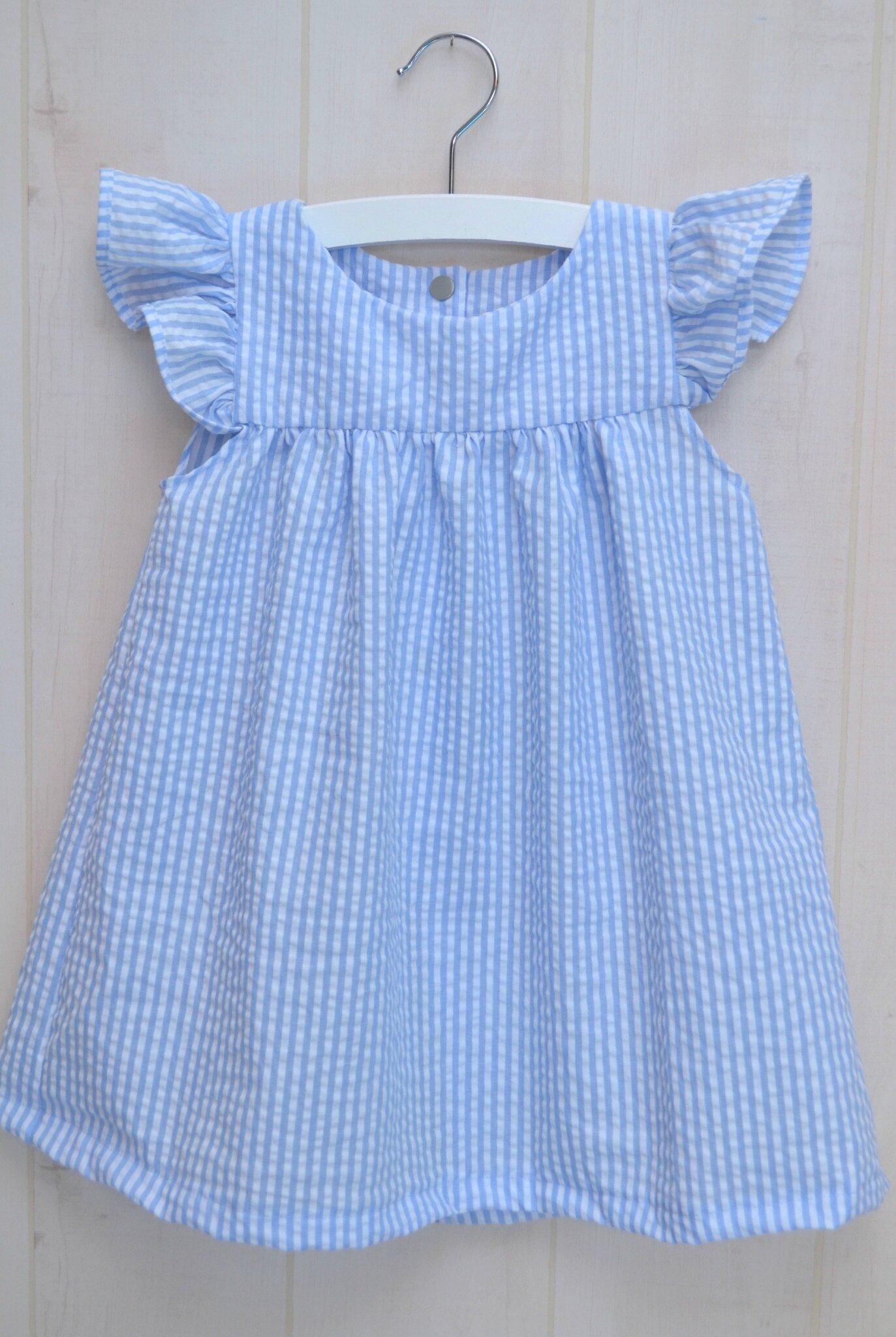 "petite robe ""rétro"""