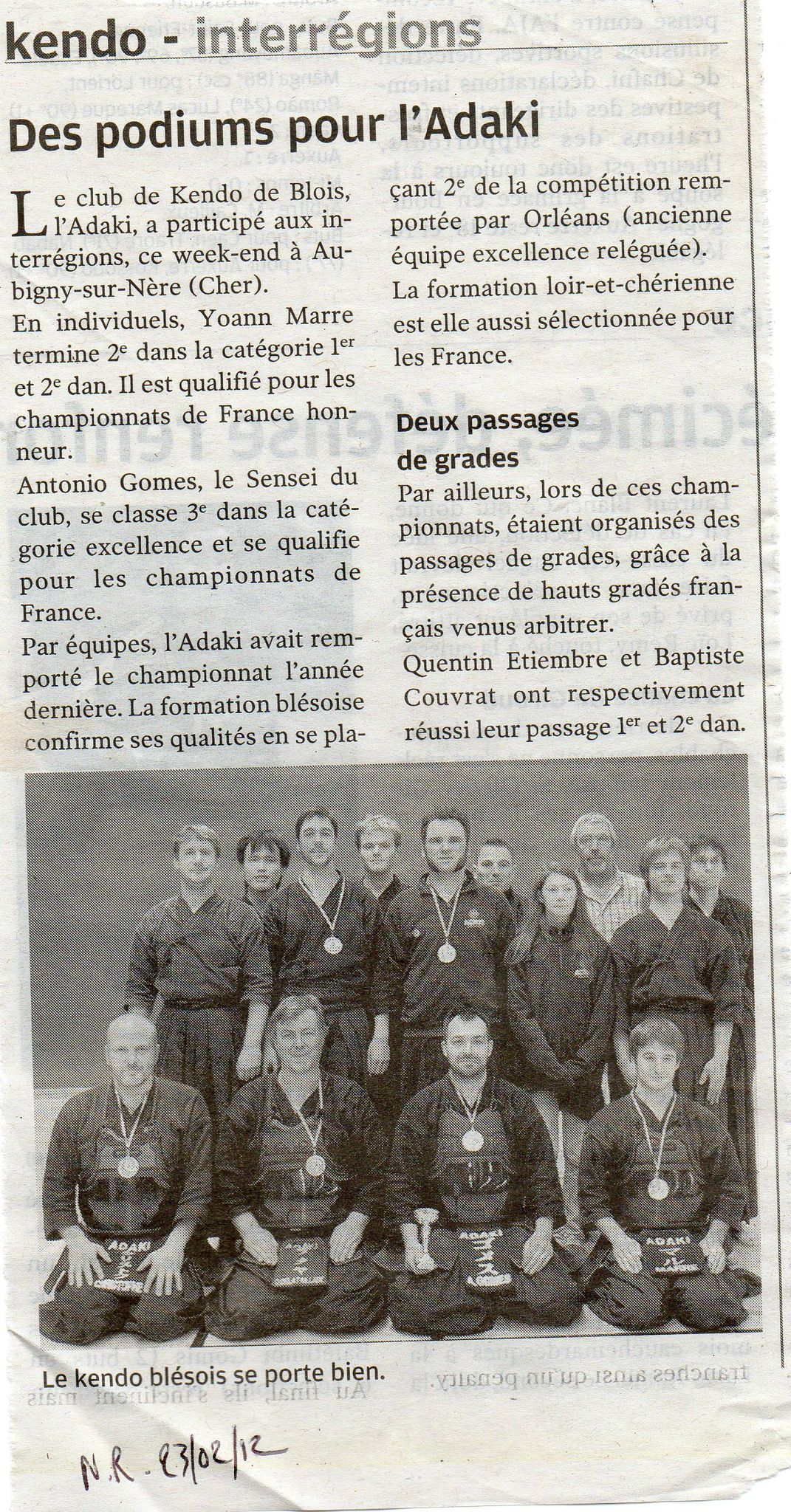 NR article 23 02 2012