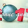 Bonne année ! !!