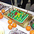 L'e.s.n. rugby et les gâteaux de noël