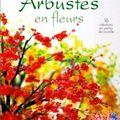 Arbres arbustes en fleurs