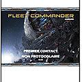 Fleet <b>Commander</b> - Sur le grill